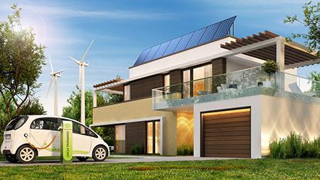 borne de recharge voiture electrique particulier